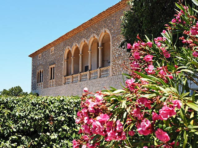 Mallorca-Son-Marroig-Garten-Balkon