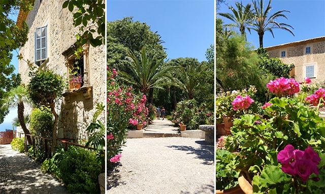 Mallorca-Son-Marroig-Garten