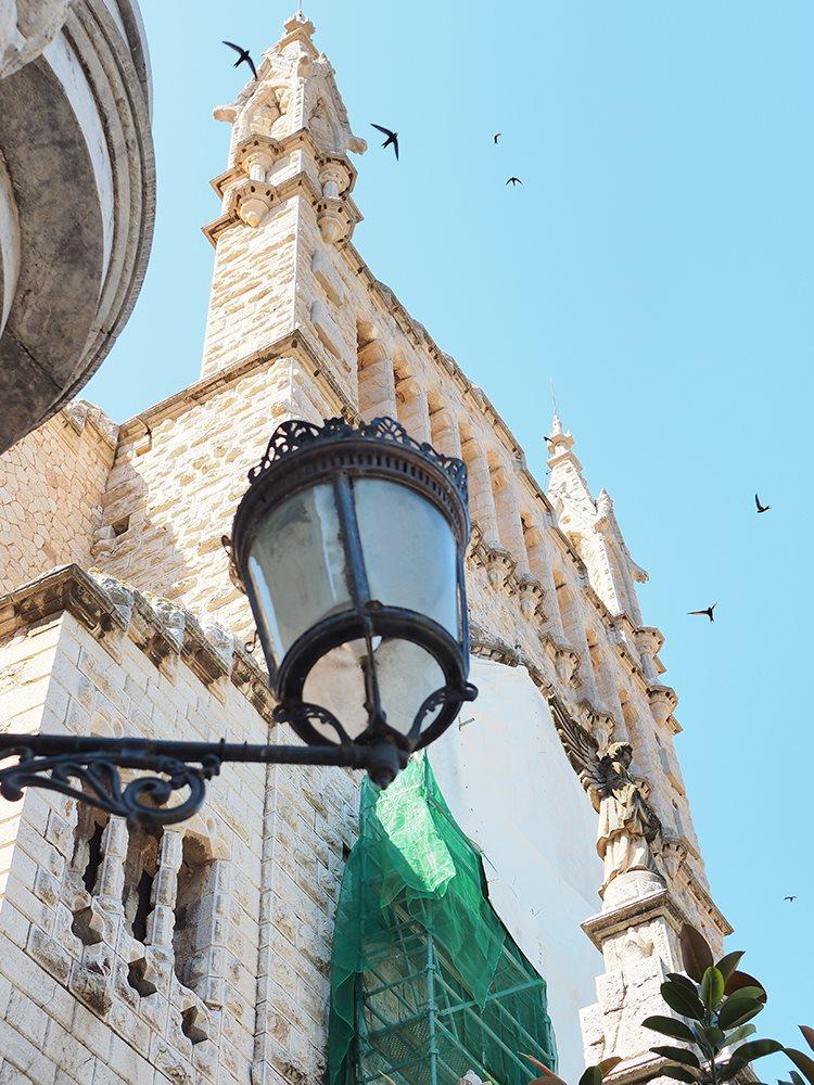 Kirche-St-Bartholomaeus-Sant-Bartomeu-Soller-Fassade-2