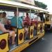 Der Mini Tren, auch als Can  Picafort Express bekannt, kutschiert die Touris durch die Stadt