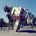 Palma-de-Mallorca-Haus-Kopfstand