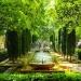 Die Jardines de S'Hort del Rei liegen direkt bei der Kathedrale La Seu