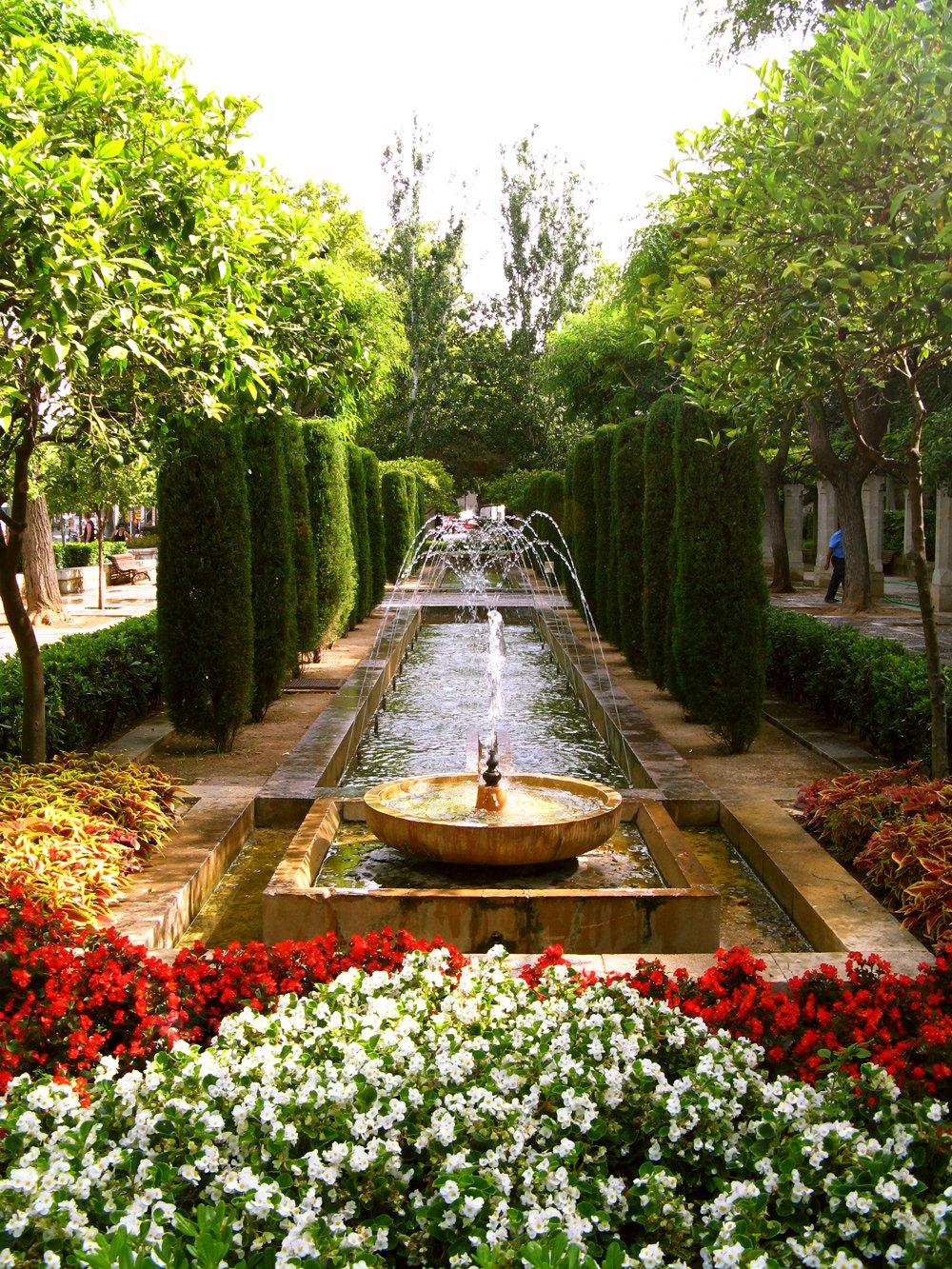 Palma-Brunnen