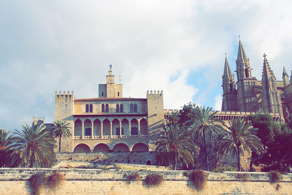 Palma-Kathedrale-Winter