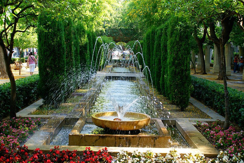 Brunnen-Palma