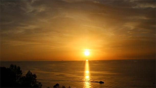 Video-Sonnenuntergang-Port-de-Soller