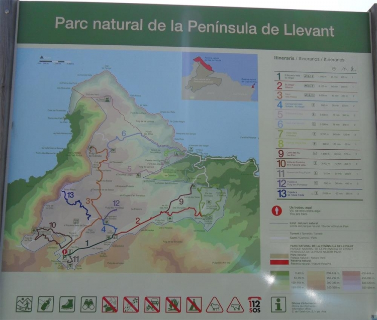 Wandern-Parc-natural-Llevant