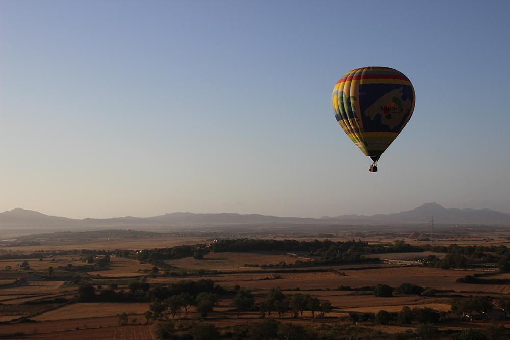 Petra-Landesinnere-Ballonfahrt