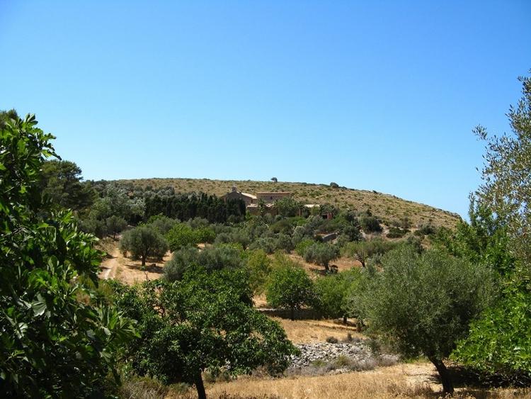 Mallorca-Kloster-Betlem-Natur
