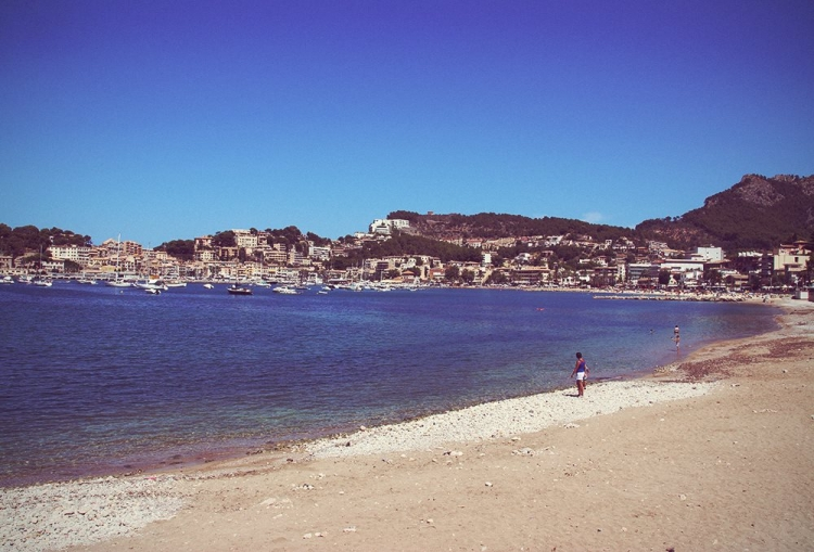 Mallorca-Port-de-Soller-Meer-Strand-Hafen