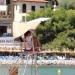 Mallorca-Port-de-Soller-Meer-Strand-Rettungsschwimmerin