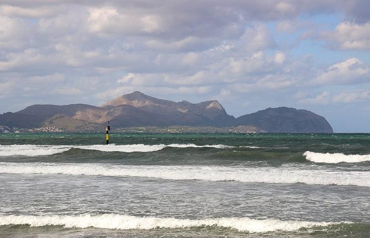 Mallorca-Can-Picafort-Bucht-Alcudia