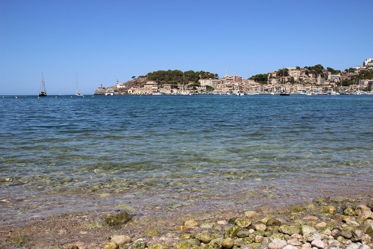 Mallorca-Port-de-Soller-Strand-Meer-Hafen