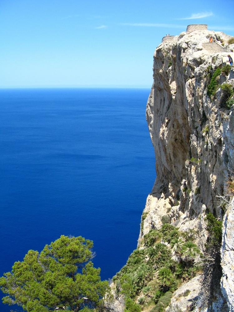 Mallorca-Cap-Formentor-Meer-Felsen