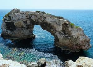 Mallorca-Cala-Santanyi-Es-Pontas-Meer-Felsen-300x217