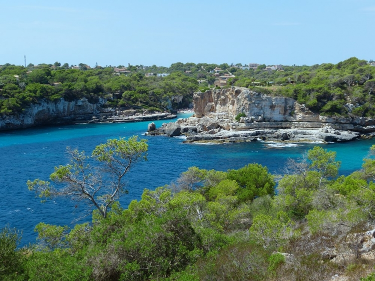 Mallorca-Cala-Santanyi-Es-Pontas-Meer-Natur