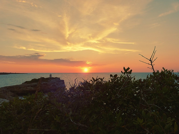 Mallorca-Porto-Cristo-Sonnenaufgang-Meer
