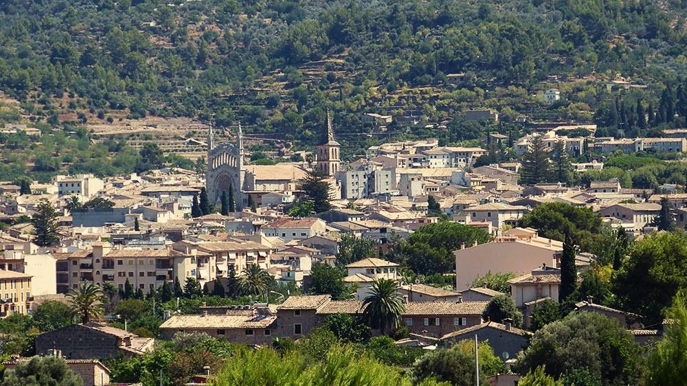 Mallorca-Soller-Kirche-Ausblick