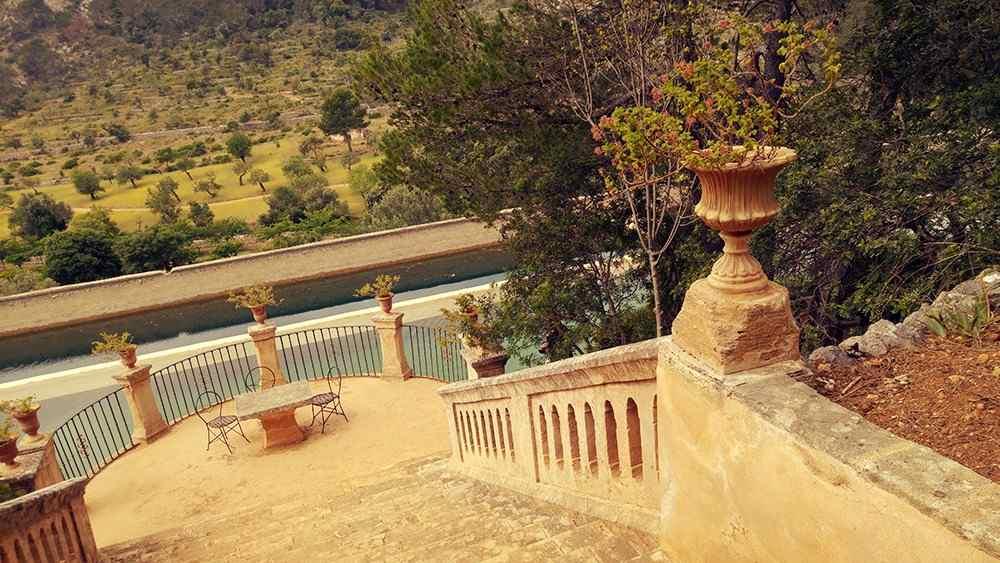 Mallorca-Herrenhaus-Raixa-Treppe
