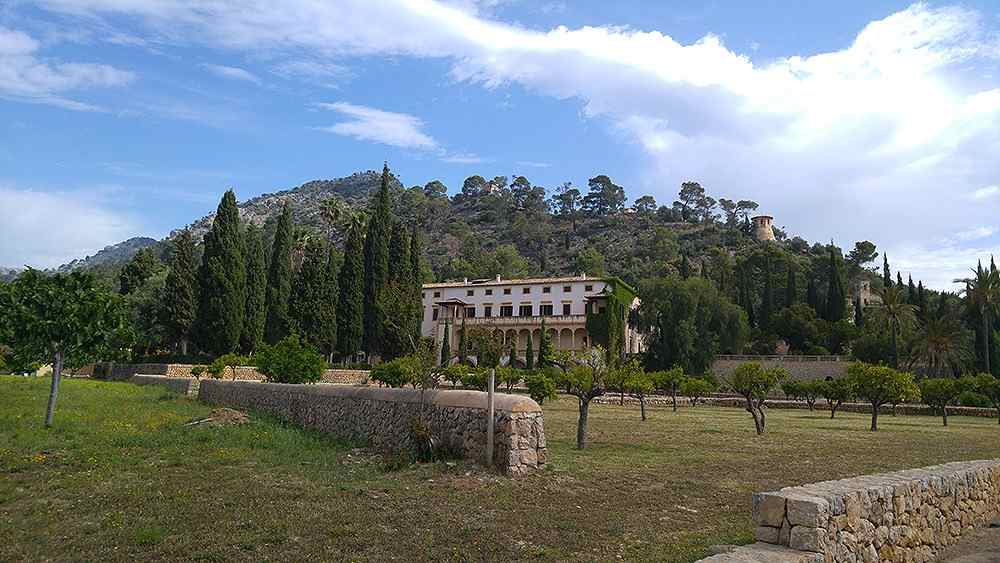 Mallorca-Herrenhaus-Raixa