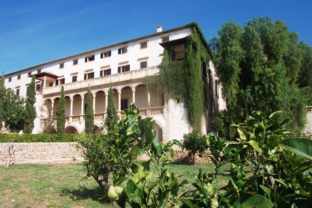 Mallorca-Raixa-Herrenhaus