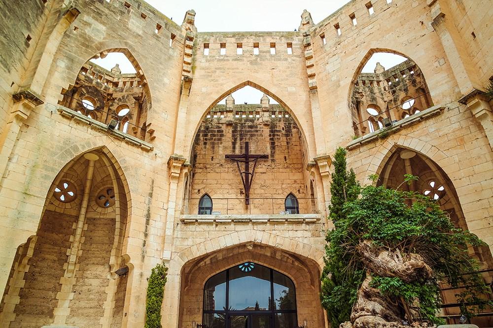 Mallorca-Son-Servera-Iglesia-Nova-Kirche-5