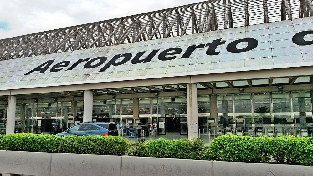 Flughafen-Palma