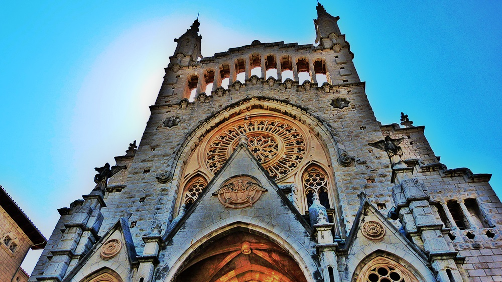 Soller-Kirche-Sant-Bartomeu