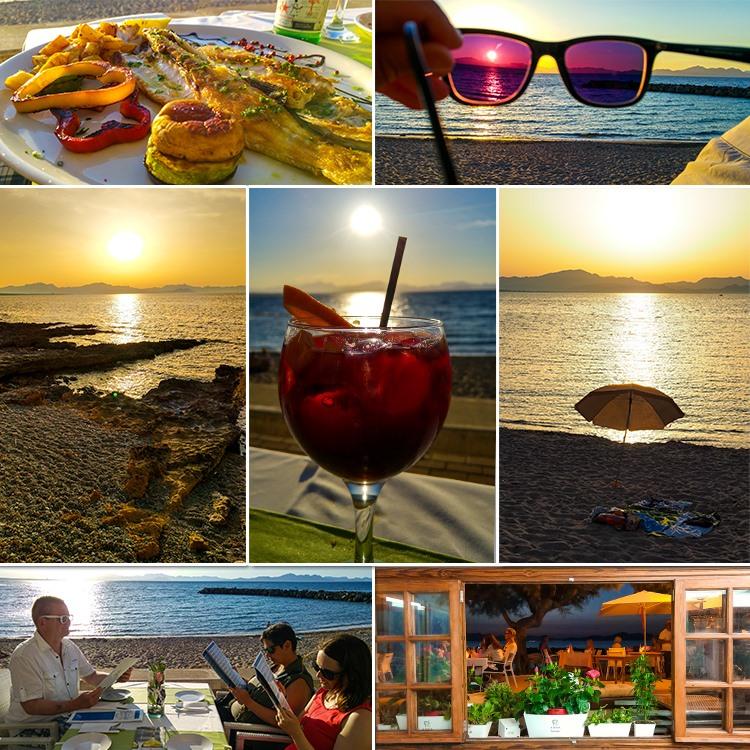 Mallorca-Colonia-de-Sant-Pere-Strand-Promenade-Restaurant-Sonnenuntergang-Meer-2
