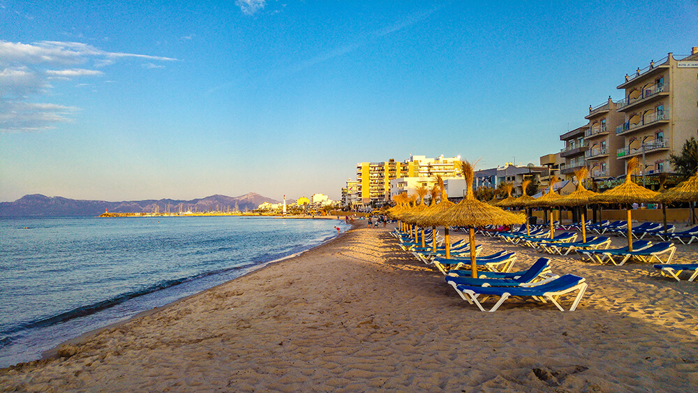 Mallorca-Can-Picafort-Strand-Meer-6