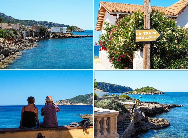 Mallorca-Sant-Elm-Aussicht-Boote-Meer-Ausblick-Sa-Trapa