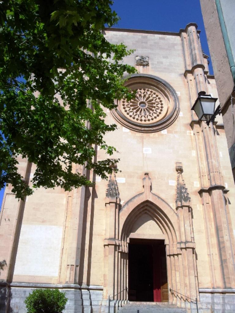 Die-Pfarrkirche-Sant-Pere
