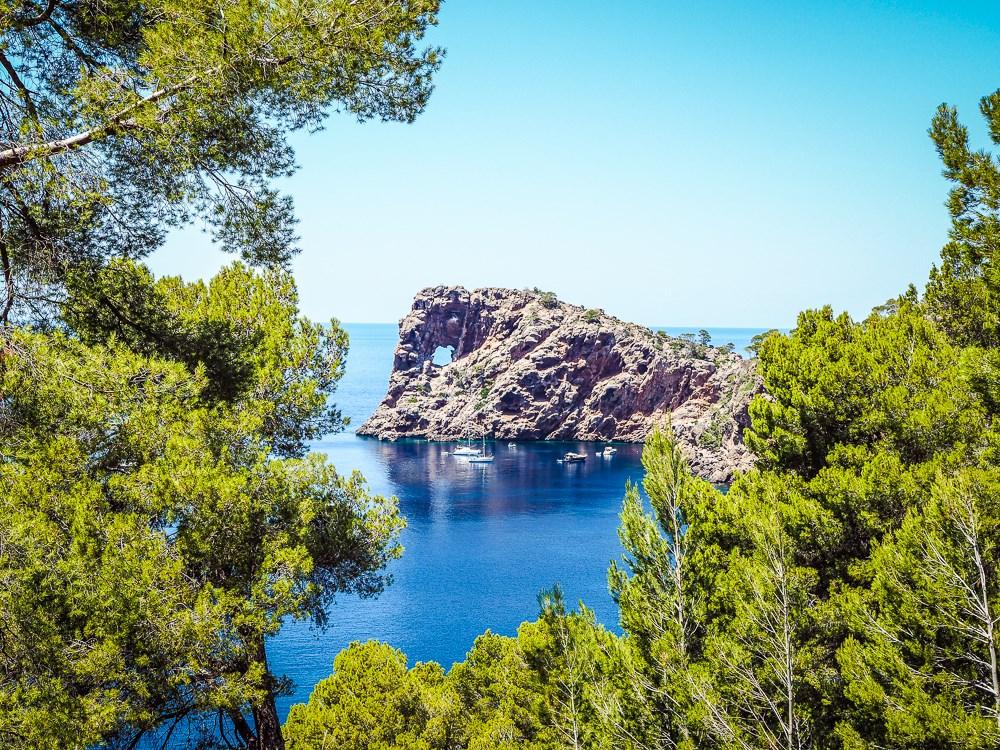 Mallorca-Wanderung-Sa-Foradada