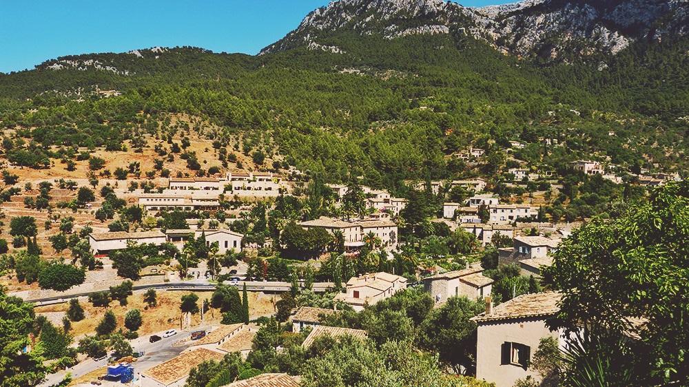 Mallorca-Deia-Friedhof-Ausblick