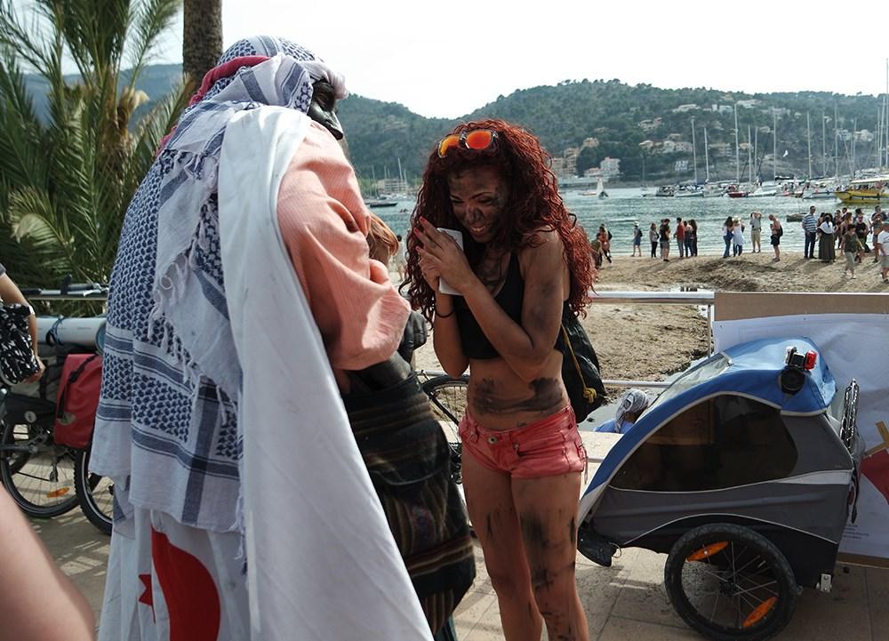 Mallorca-Port-de-Soller-Piratenfest-Schwarz