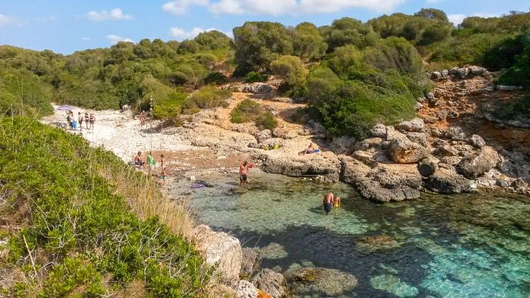 Mallorca-Strand-Cala-Petita-2