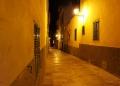Mallorca-Alcudia-Nacht-Gasse-120x86