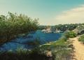 Mallorca-Cala-Santanyi-Es-Pontas-Bucht-Meer-Strand-Weg-120x86