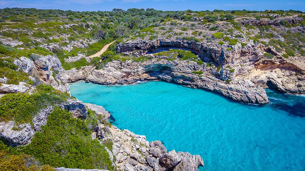 Mallorca-Calo-des-Marmols-Strand-11
