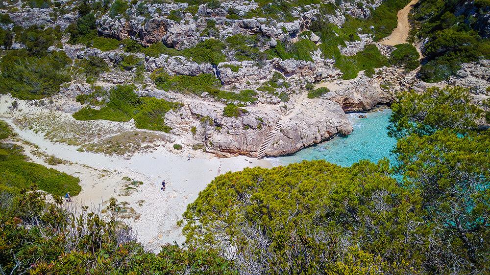 Mallorca-Calo-des-Marmols-Strand-12