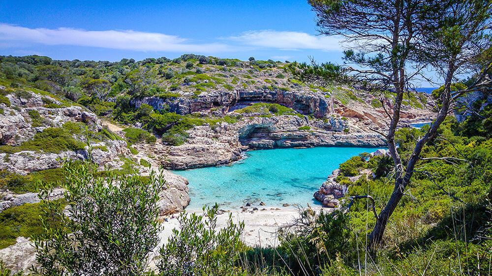 Mallorca-Calo-des-Marmols-Strand-13