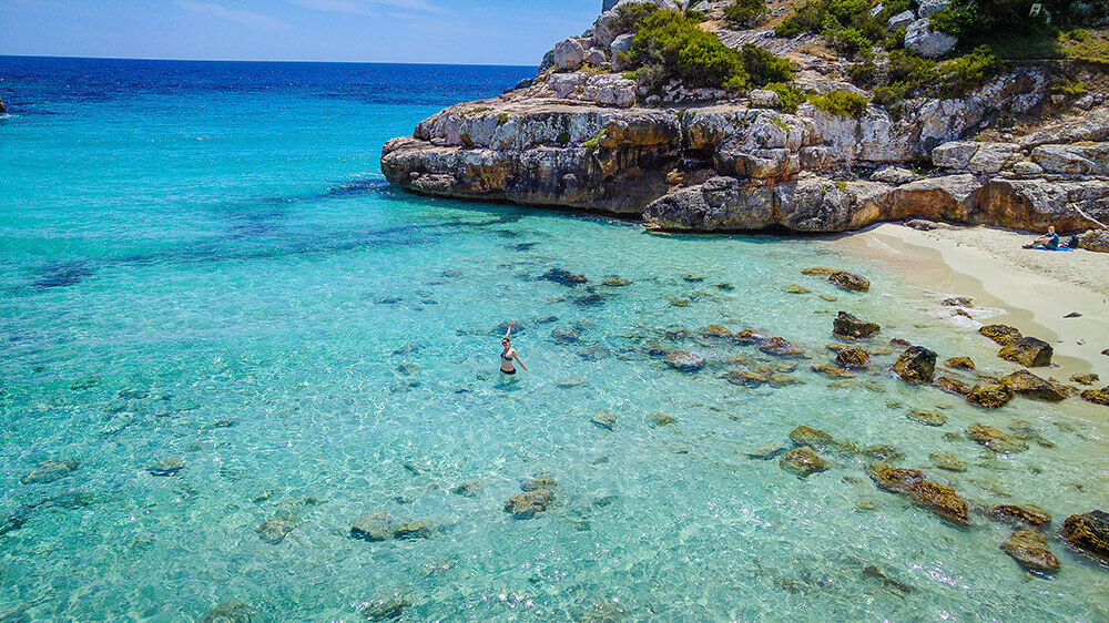 Mallorca-Calo-des-Marmols-Strand-16