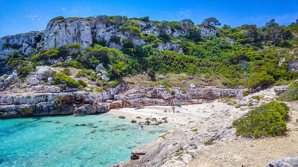 Mallorca-Calo-des-Marmols-Strand-2
