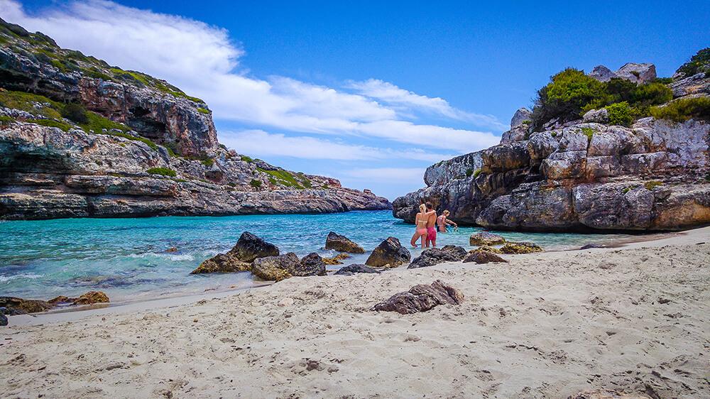 Mallorca-Calo-des-Marmols-Strand-5