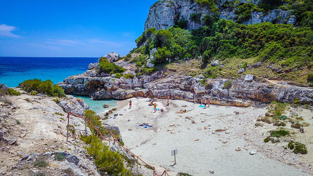 Mallorca-Calo-des-Marmols-Strand-8