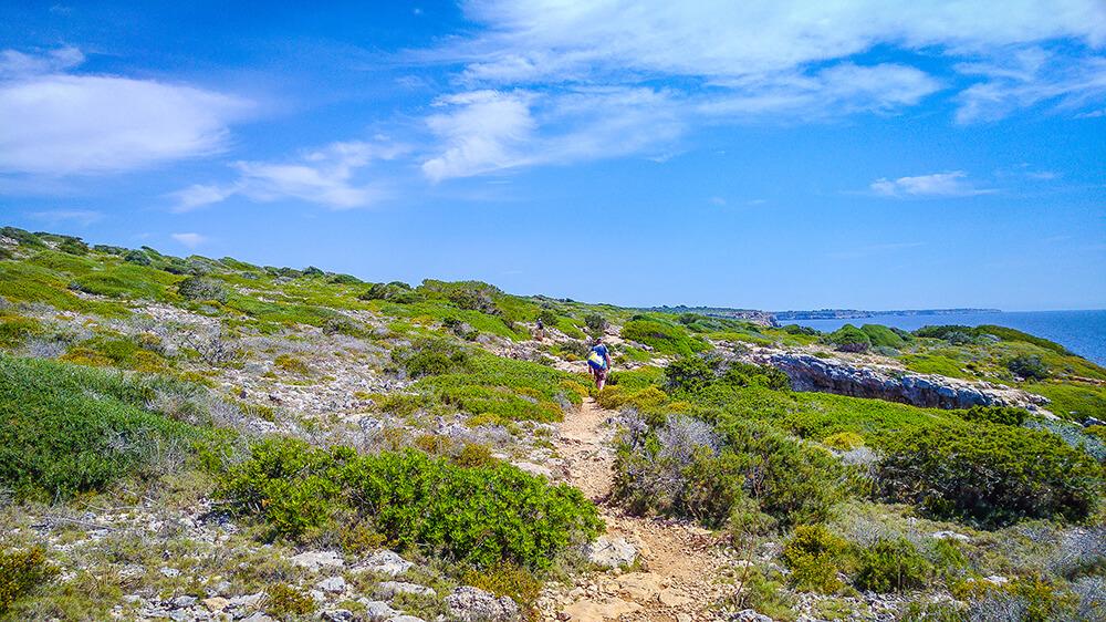 Mallorca-Calo-des-Marmols-Weg-Wanderung-7