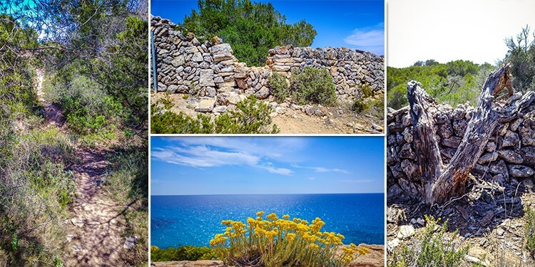 Mallorca-Calo-des-Marmols-Weg-Wanderung
