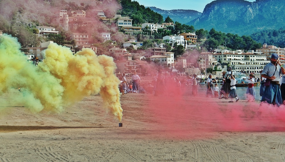 Mallorca-Port-de-Soller-Es-Firo-Strand-Farbenrausch-8
