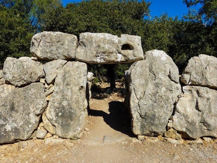 Ses Païsses ist südöstlich der Stadt Artà zu finden