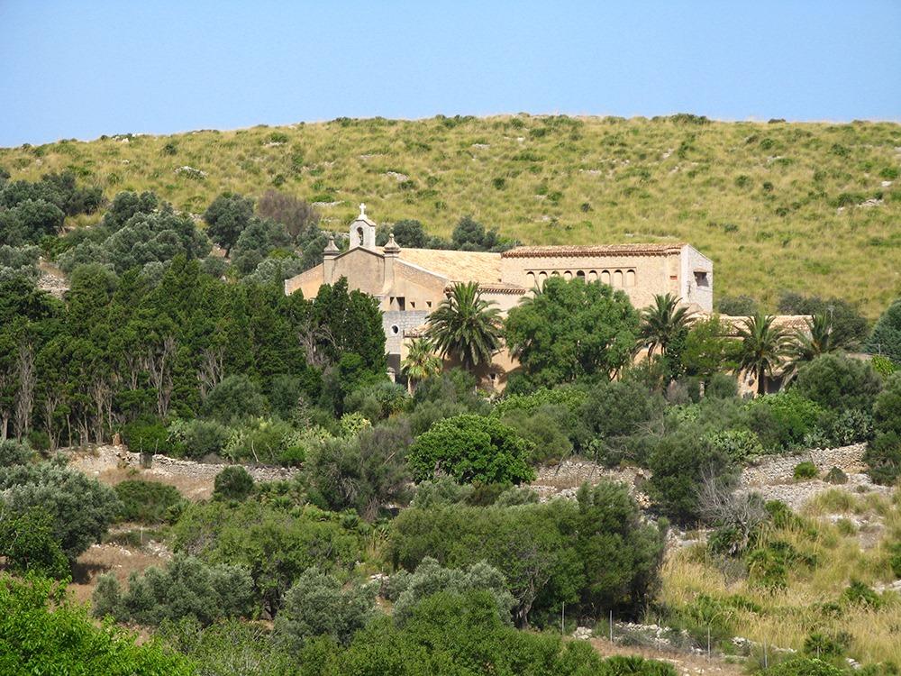 Mallorca-Betlem-Wanderung-Kloster